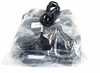 Lot-17 Mixed 5-15P to C13 US Power Cord 515P2C13-L17