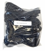 Lot-4 13-Ft C13 to C14 Ext Power Cord C132C14-13-L4 125VAC 13A