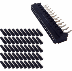 Lot-50 24pin CardEdge Female IDC Connector 40T2262-L50 for Flex cable