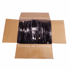 Lot-50 6-FT Highspeed USB 3.0 A-B Cable New USB3P-L50 Mixed USB3.0  Printer Cable
