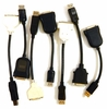 Lot-7 Display Port to DVI-D Video Adapter DP2DVID-L7 Different Manufacturers