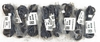 Lot-8 Dell 5Ft 3-Prong AC Power Cord NEW K2490-L8 Nema 5-15 to IE320-C5