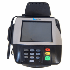 Lot-8 Verifone POS Payment Terminal w/o Cable MX880-L8 Password Protected (AS-IS)