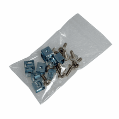 Lot of 10 Compaq 1032 U-Type Clip-NUT New 294975-001-10 10 pieces