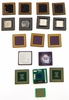 Lot of 17 Intel/AMD Mix-CPU for Gold Recovey GLDCMX-L17 Scrap/Gold Recovery