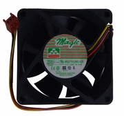 Magic 12v 0.17a 70x25mm 3-Wire Fan MGT7012MS-A25