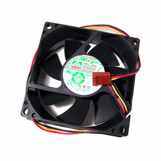 Magic 12v 0.39a 80x25mm 3-Wire FAN New MGT8012XR-A25 3-Pin 12in Wire Cable