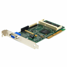 Matrox MGA G200A 8MB AGP Video Card  G2-DMILN-8 G2+DMILN/8/IBM