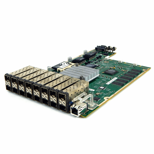 McDATA 16-Port SAN16M-2 470-000521-201D Main Board with Memory 480-E00521-200