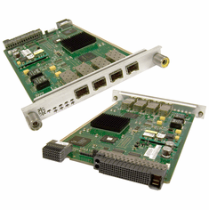 McData UPM Switch NO-Gibic 4-Port Card 470-E00474-108B 490-000474-100