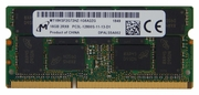 Micron 16GB PC3-12800 DDR3- 1600MHz SODIMM New