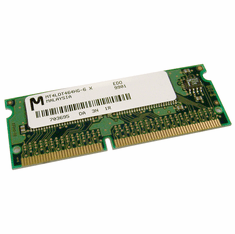 Micron 32MB 4x64 EDO New MT4LDT464HG-6 Notebook Memory