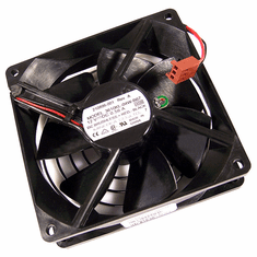 Minebea12v DC 0.56a 92x25mm Fan NEW 3610KL-04W-B67-ASB Rev.A 92x25mm with Grid