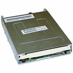 Mitsumi 1.44MB 3.5in 34Pin Bezeless Floppy Drive D359T7 White Door