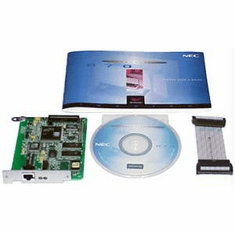 NEC 10/100 SS870 Ethernet 6117400c Interface NEW 8702 158-051251-002