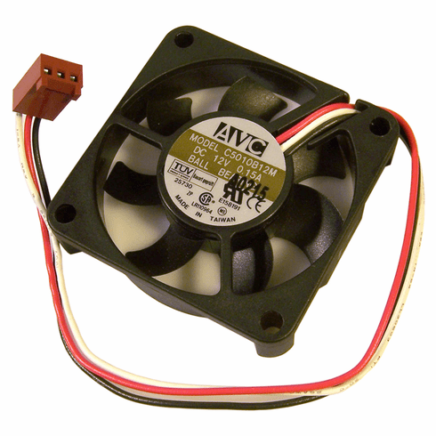 NEC 12v DC 0.15a 50x10mm 3-Wire FAN 802-860166-001A AVC 3-Pin C5010B12M Fan Only