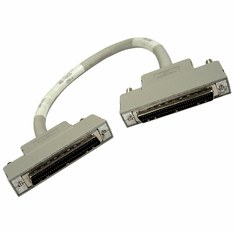 NEC 16in HD68-to-HD68m SCSI Cable NEW 808-744624-030A 808-744624-030-A/NF10006700