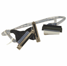 NEC HD50m-to-(2x)HD50F Int SCSI Cable 808-744621-002A 808-744621-002-A/ NF10006500