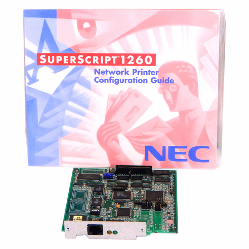 NEC ss1260 Interface Upgrade Card Kit NEW 1266