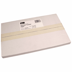 NEC Thermal 8.5inx14in Paper Clear 200 Sheets 70-073 8.5inx14in 808-820736-212-A