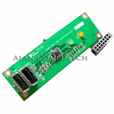 Neoware WinNET G260 Front Switch LED-USB 21D331100-005 21D331100-005 w Cable Assy