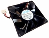 NMB 80x25mm 12VDC 0.22A 3-Wire FAN 3110KL-04W-B39 HP 674000-003 Brushless