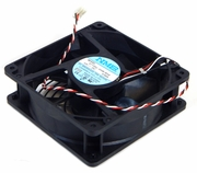 NMB 12VDC 0.90A 120x38mm 3-Wire FAN 4715KL-04W-B49 P00 with Grill