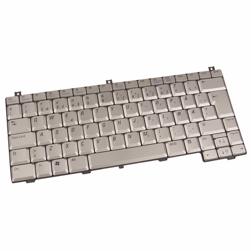 Norwegian Dell XPS M1210 Laptop Keyboard NEW RG352 Norway KB NEW Bulk