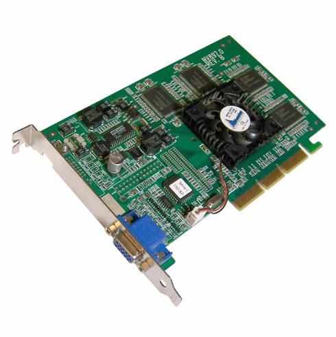 nVidia Geforce VGA 32MB AGP Video Card GeForce2-32MB NV897.0
