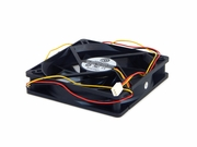 Power Logic 12v DC 0.28a 120x25mm 3-Wire Fan PL12S12H Brushless Sleeve Bearing