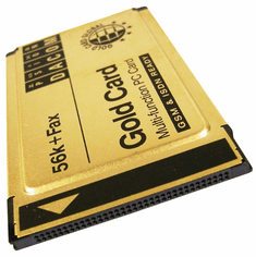 Psion DACOM 56k-Fax Gold Card No Cable New S99-2318-2 GSM & ISDN Ready S-99-2318-2