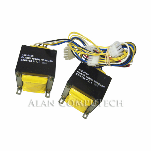PTi SUPML3k 180H 2-Pcs Power Lv Transformer New R335DSH 430-0189 Class180H  Module