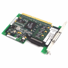 QLogic 64Bit PCI SCSI-68pin Controller Card QLA1080 Single Channel Host Bus