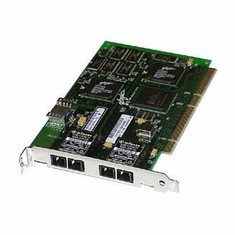 Qlogic QLA2202F 64Bit PCI Dual Adapter QLA2202F-66 Dell 422TM Card