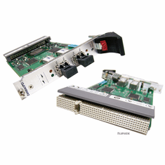 QLogic SanBlade Dual FC-Port CompactPCI 2GB Card QCP2342 CF2310402 FC Adapter
