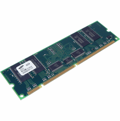 Samsung IC DIMM 64MB 133Mhz Memory M390S0823DT1-C75 609-01523-000