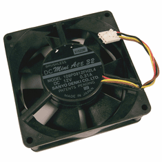 Sanyo 90x30mm 12vDC  0.31A 4-Wire FAN New 109P0912FH2L4