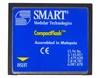 Smart Modular 128mb Card Compact Flash SM9FLACF128D1 USB Enabled CompactFlash