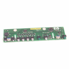 Status panel PC board Assy A7231-66550 Includes system status LED's