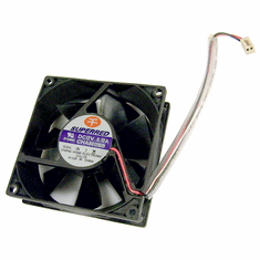 SuperRed 12v DC 0.12a 2-Wire 2Pin 80x25mm Fan CHA8012BB