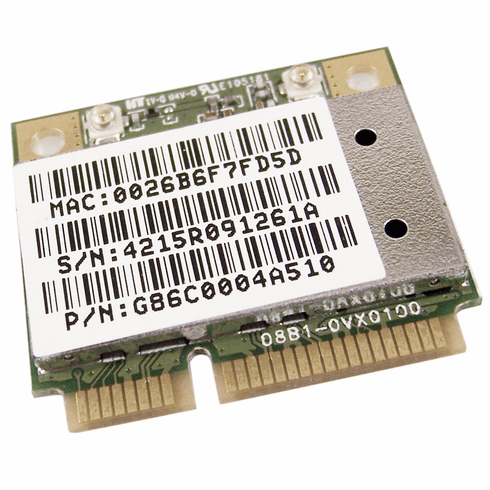 Toshiba 802 11B-G-N Atheros wLan Card New K000109620 WiFi Satellite Laptop AR5B95