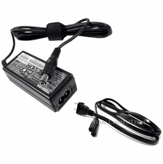 Toshiba Genuine 45w 15v 3a AC Adapter New PA3679U-1ACA 2-Pin w Cable 158-057422-000