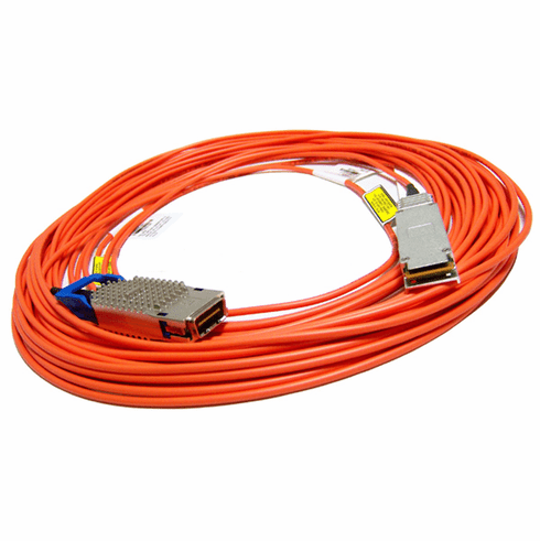 Tyco 4x5 CX4-QSFP Paralight 20M Cable New 2064780-2