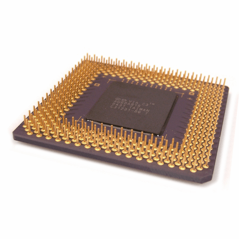 VIA 1.25v AG60BN1S 133x6.0 CPU Processor VIA-C3-800AMHZ VIA C3 -800AMHZ