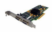 Voltaire InfiniBand HCA PCIe 400EX 20GB Card 605A10020 Dual Port Host Adapter