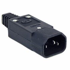 Wellshin R-Wireable 10A 250V Power Connector New WS-003B