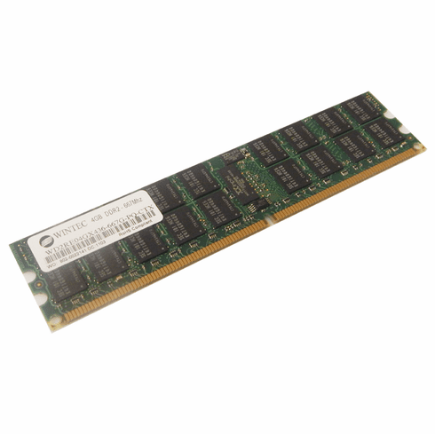 Wintec 4GB DDR2 667MHz ECC Memory WD2RE04GX436-667G-PQ