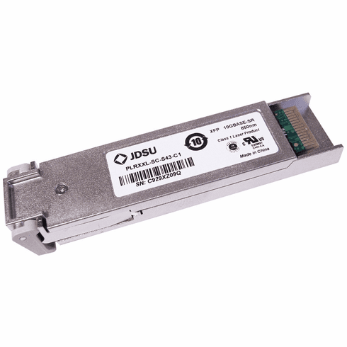XFP 10GBASE-SR 850nm GBIC Transceiver PLRXXL-SC-S43-C1 JDSU and /Or PicoLight GBIC