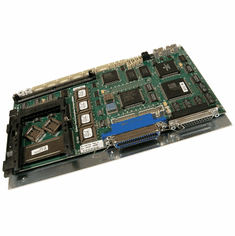 Zebra 140XiII Series 49701 Main Logic Board Assy 48700 Rev.2 with Tray Board Assy