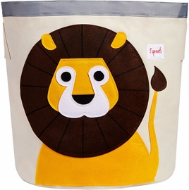3 Sprouts Storage Bin - Lion